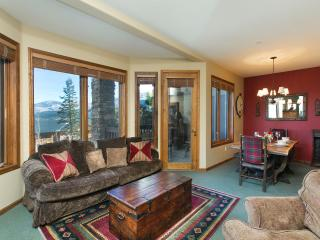Living Area With Great Views and A Private Balcony