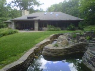 Frank Lloyd Wright at Polymath Park, Dream House, Farmington