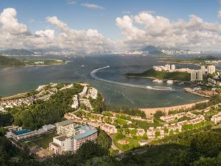 Full seaview 2 bedroom flat, Hong Kong