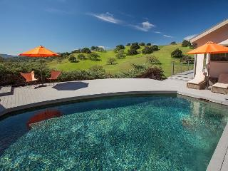 5BR/4BA Vineyard Views, Los Olivos, Sleeps 10, Solvang
