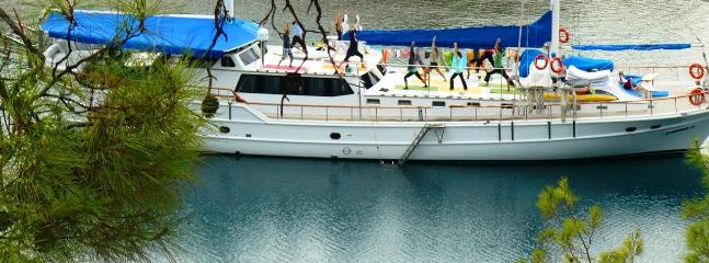 Yoga Cruising, Bodrum City