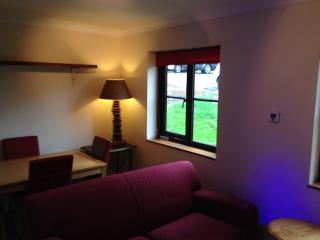 Mold village centre, North Wales, Apartment, Nercwys