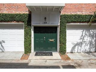 Updated carriage house in Savannah's Landmark Historic District
