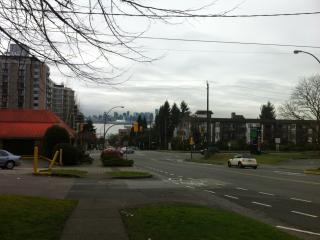North Vancouver walk to sea-bus,Lonsdale Quay