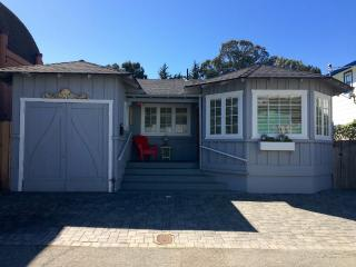 DARLING BEACH COTTAGE - 42 STEPS FROM THE SEA!, Pacific Grove