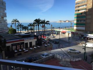 Levante beach holiday apartment, Benidorm