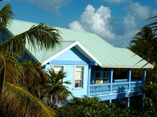 Sapphire House - spacious, private island home, Caye Caulker
