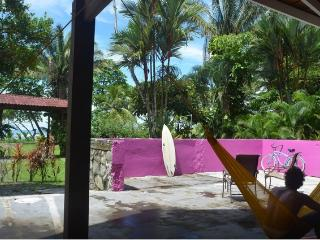 Casa Marea Alta - Beachfront - Surfing Beach Break, Pavones