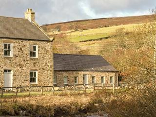 RIVERSIDE COTTAGE, single-storey, ideal for a small family or couple, countryside walks, near Rookhope and Stanhope, Ref 916782