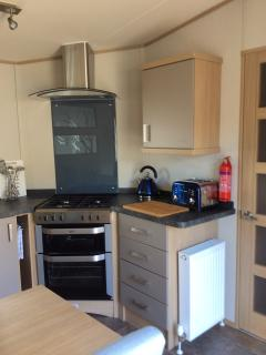 Executive 6 Berth Roxbury Caravan, Aviemore