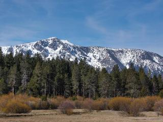 Quiet, conveniently located, w/ kayaks & hot tub, South Lake Tahoe