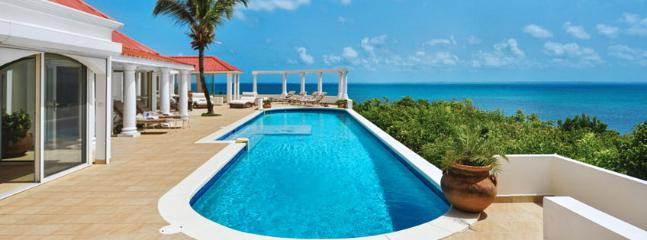 Villa Terrasse De Mer SPECIAL OFFER: St. Martin Villa 66 A Brand New Villa Offers Spectacular Ocean Views And A Charming Gazebo With Views Of Baie Rouge Beach., Terres Basses