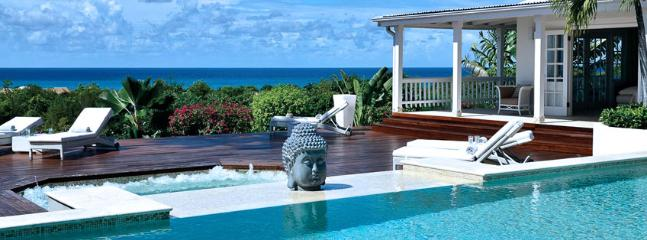 Villa Claire De Lune SPECIAL OFFER: St. Martin Villa 281 Conveniently Located Within Minutes To The Best Beaches On The Island., Terres Basses