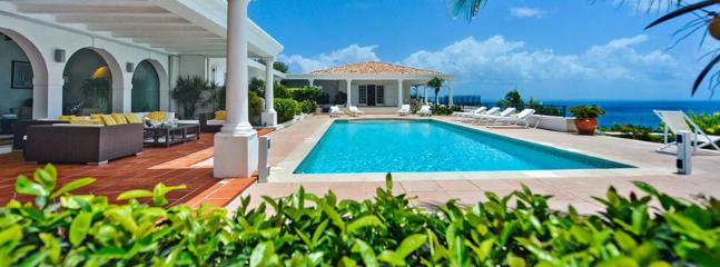 Villa Beaulieu SPECIAL OFFER: St. Martin Villa 280 The Special Location Provides Unforgettable Views Of The Sky, The Sea, The Swimming Pool And The Scenery Of The Mountains., Terres Basses