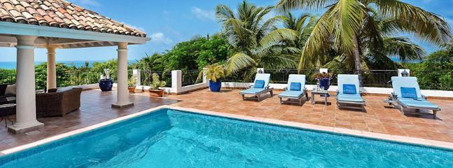Villa La Provencale SPECIAL OFFER: St. Martin Villa 319 Enjoy Caribbean Living At Its Finest At An Expansive, Luxury Hillside Villa Sprawling Over Two Levels, With Commanding Sunset Views., Terres Basses