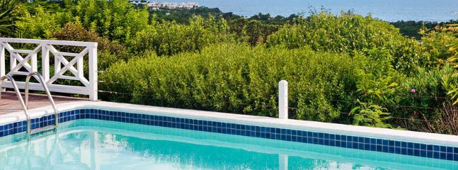 Villa La Croisette SPECIAL OFFER: St. Martin Villa 304 Features A Gorgeous View Of Baie Longue And A Large Pool-side Terrace With Two Gazebos, One For Dining And One For Lounging., Terres Basses