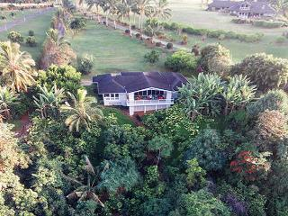 North shore home with Ocean Views!, Kilauea