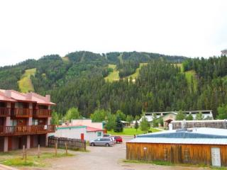 Flagg Mountain Townhouse #6 - In Town, King Bed, Jacuzzi Tub, WiFi, Satellite TV, Washer/Dryer, Pets Considered, Red River