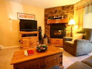 Valley Condos #111 - WiFi, Washer/Dryer, Community Hot Tubs, Playground, Creek, Red River