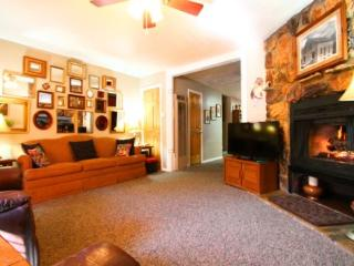 Valley Condos #118 - King Bed, WiFi, Washer/Dryer, Community Hot Tubs, Playground, Creek, Red River