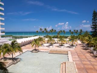 CONTEMPORARY 3BR/2BA WATERFRONT SUITE FOR 8 GUESTS, Miami Beach