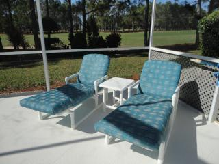 Just imagine relaxing by the pool in the gorgeous Florida sunshine...............