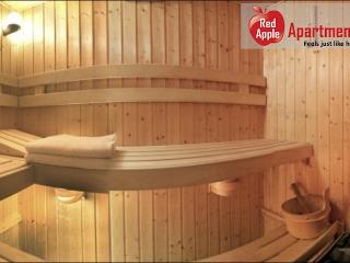 120 sqm Apartment With Sauna!, Warsaw
