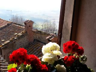 Breathtaking Views in Historical Centre, Cortona