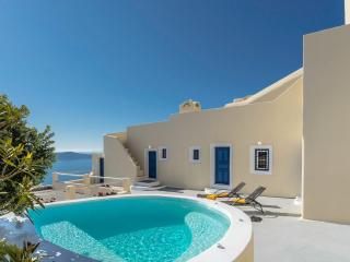 Santorini Captain House, Fira