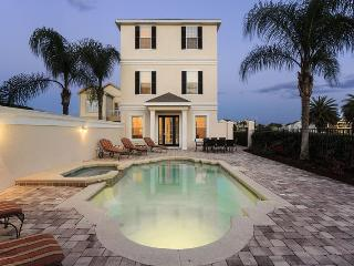 Elegant Paradise | 3,648 sq. ft of Luxury in Liberty Bluff Area of Reunion, featuring an Upgraded Electronics & Games Room with Pool Table, PlayStation & Foosball, Reunión
