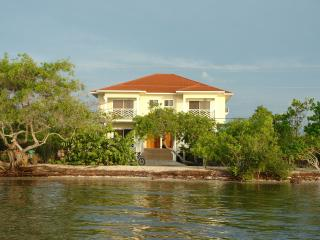 Brand New Ocean Front Villa Ready for you!, Flowers Bay