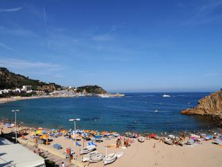 Beautiful apartment 1 linia sea, seaview,para 6 pe, Blanes