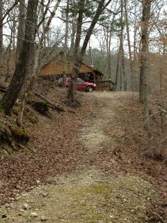 Morningstar Cabin, Eureka Springs