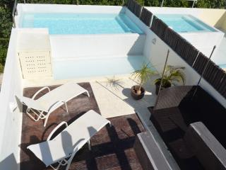 Penthouse 3 bedrooms, 3 bathrooms private pool  at, Playa del Carmen