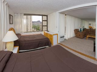 Waikiki Banyan Tower 1 Suite 1501, Honolulu