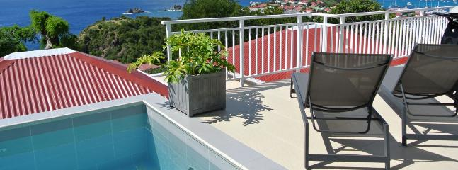 Villa Gros Ilets SPECIAL OFFER: St. Barths Villa 115 Ideally Located At Only Few Minutes From Gustavia., Lurin