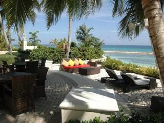 Luxury 1 BdRm Beach Front Apartment, Rose Hall