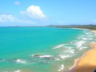 Spectacular views from updated oceanfront condo, Luquillo