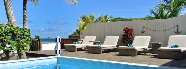 SPECIAL OFFER: St. Barths Villa 130 A Small Cottage Located On Flamands Beach., St. Barthelemy
