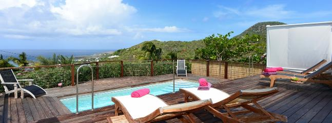 Villa Blue Horizon SPECIAL OFFER: St. Barths Villa 144 This Spacious Villa Is Perfect For Family Holidays. Each Bedroom Has A Sea View., St. Jean