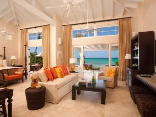 Beachside Courtyard Suite at Jumby Bay, Antigua - Ocean View, Private Courtyard, Saint George Parish