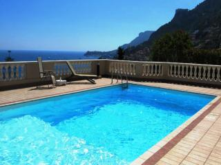 Residence with pool and sea view Monaco 40la, Roquebrune-Cap-Martin