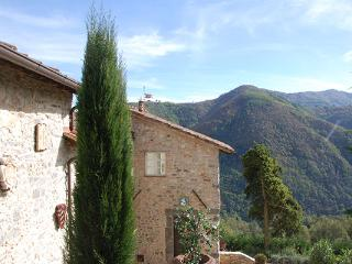 Located in an ancient hamlet, La Rocca, which dates back to the 11th century. SAL BUR, Lucca