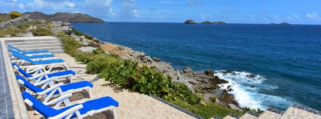Villa Caribbean Breeze SPECIAL OFFER: St. Barths Villa 147 Has A Gorgeous View On The Ocean And The Islands., Anse des Cayes