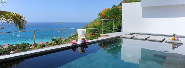 SPECIAL OFFER: St. Barths Villa 151 A Gorgeous View On The Boats And Sea!, Anse des Flamands