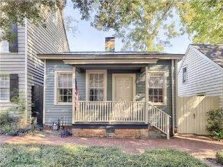 Historic District 2BR/1BA Cottage, Savannah