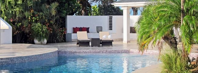SPECIAL OFFER: St. Barths Villa 138 It Overlooks The Ocean And The View Goes From The Lorient Bay To The Sunset., St. Barthelemy