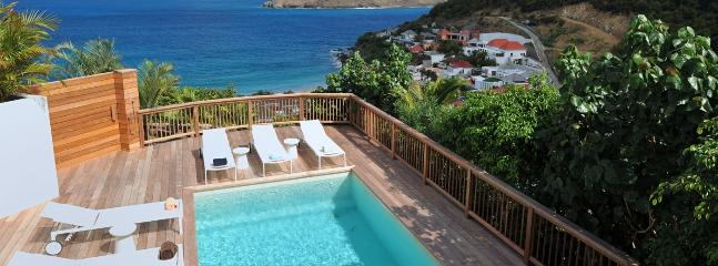 SPECIAL OFFER: St. Barths Villa 142 This Villa Overlooks The Famous Flamands' Beach Which Is Only A Three Minute Walk., San Bartolomé