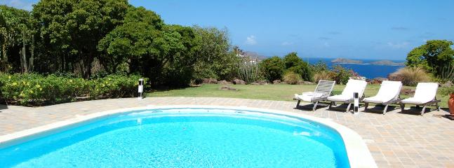 Villa Armor SPECIAL OFFER: St. Barths Villa 141 This Villa Has Views From Marigot Bay To The Islands Of Saint Martin And Tortue.
