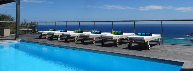 SPECIAL OFFER: St. Barths Villa 149 Has An Outstanding Panoramic View On The Ocean,, St. Barthelemy